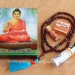 Caja Artesanal Kit de meditación