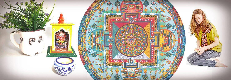 Adornos y altares regalos espirituales