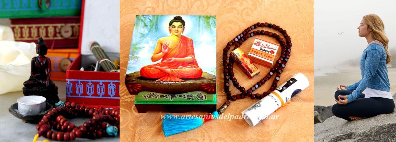 Cajas y Kits de meditacion Artesanias del Padre